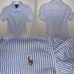 Ralp Lauren blouse for girl